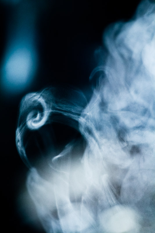 Paint with smoke 1